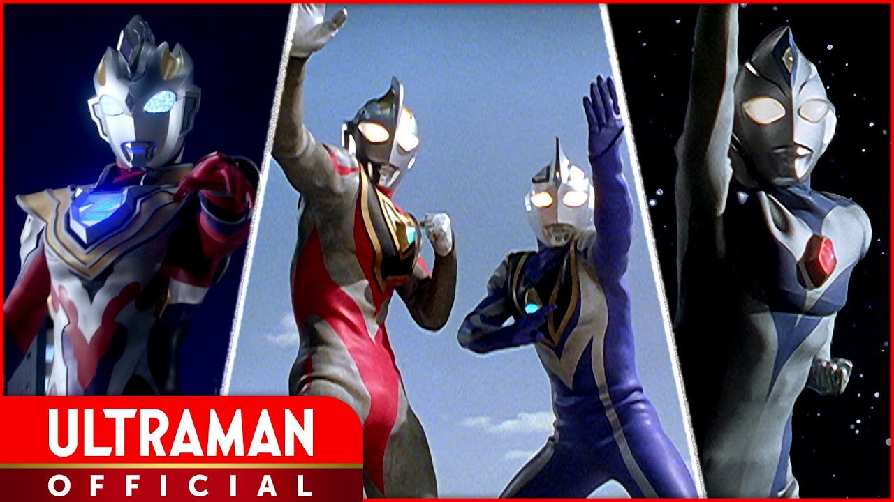 Ultraman Chronicle Z: Heroes' Odyssey Episode 3 [English subtitles available]