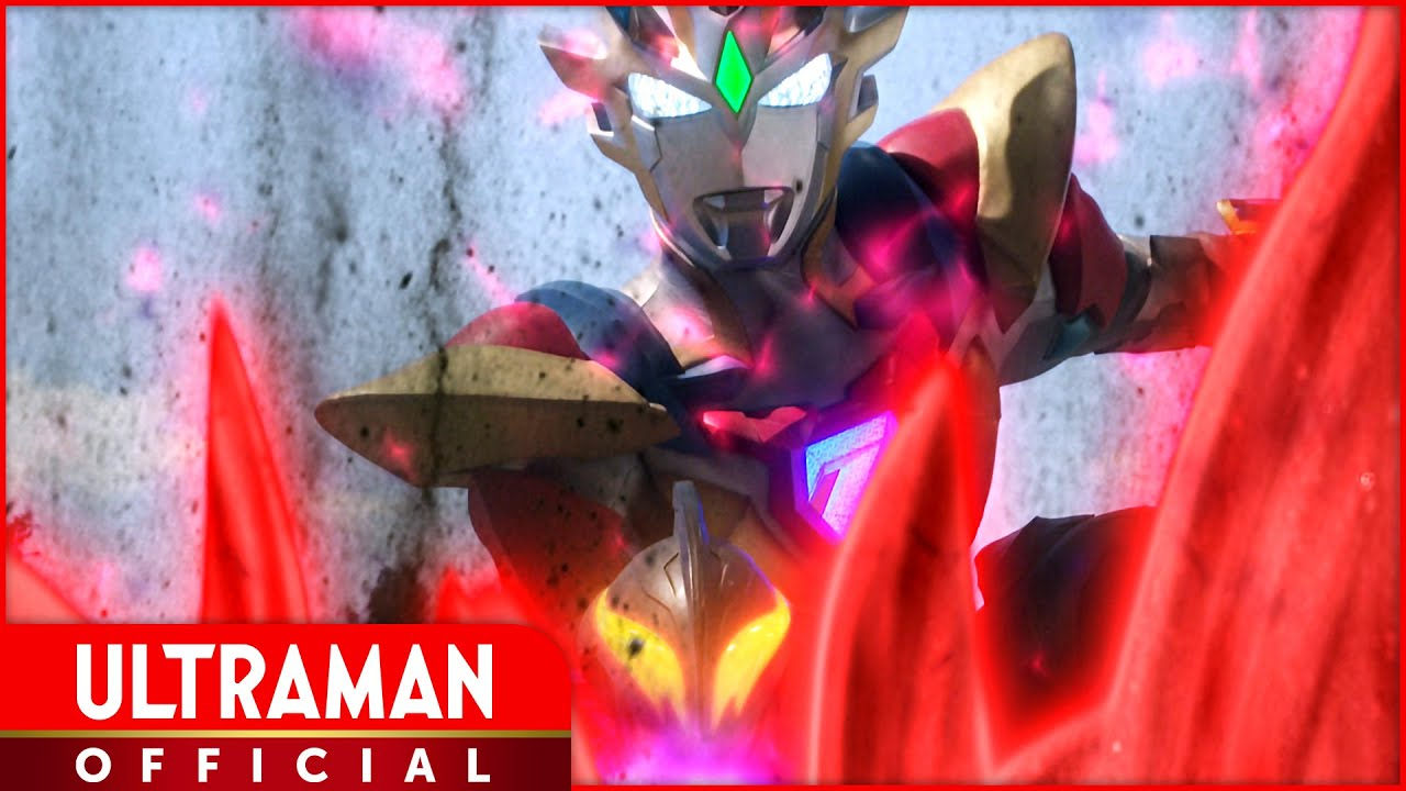 ULTRAMAN Z Episode 20 [English subtitles available]